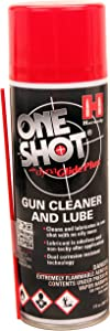 Hornady 9990 One Shot Gun Cleaner with DynaGlide Plus (5 oz)