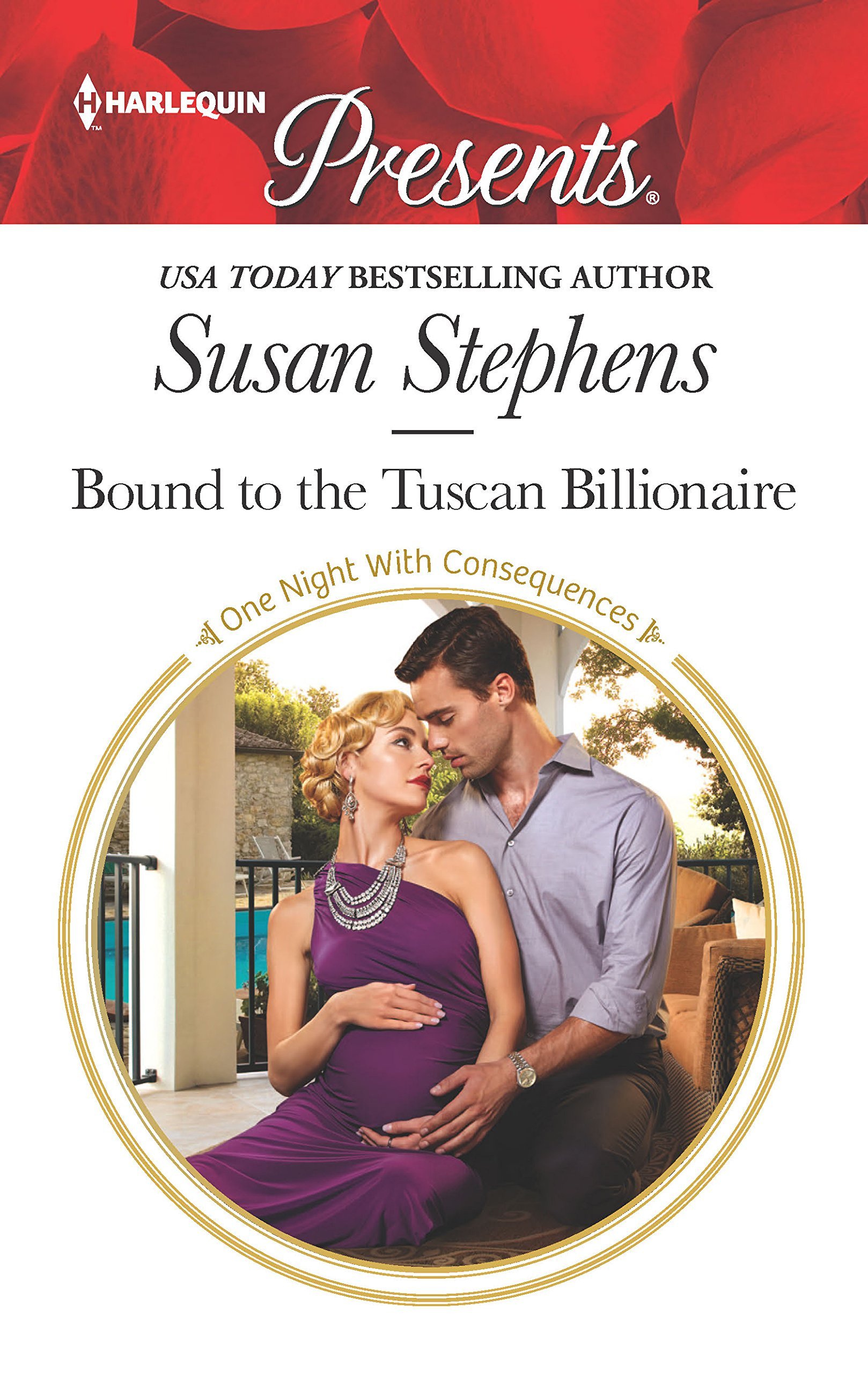 Read Online Bound to the Tuscan Billionaire (One Night With Consequences) PDF