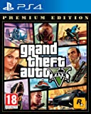 Grand Theft Auto V - Premium Edition - ES (PS4)