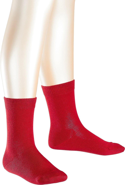 1 Pair 94/% Cotton reinforced stress zones for optimum durability Skin friendly Multiple Colours FALKE Kids Family Trainer Socks EU 19-42 easy care kid UK sizes 3 - 8