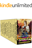 The Mail Order Brides of Last Chance: From Romance to Rescue (A 13-Book Western Romance Box Set)