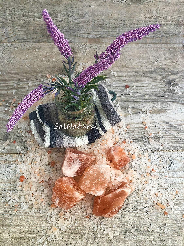 1 Kg Salnatural Salzsole Crystal Salt Lumps 3-5 cm Salt Stone Sauna Saunaaufg/üsse from Foothills of The Himalaya Pakistan