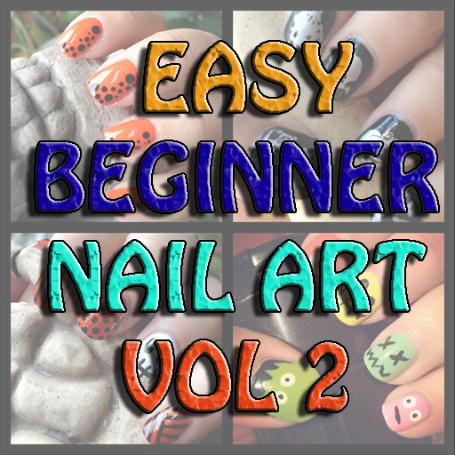 Cute And Easy Makeup Tutorials (Easy Beginner Nail Art Video Tutorials Vol)