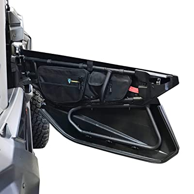 Can Am X3 Door Bags - Set of Two Right & Left: Automotive [5Bkhe2001624]