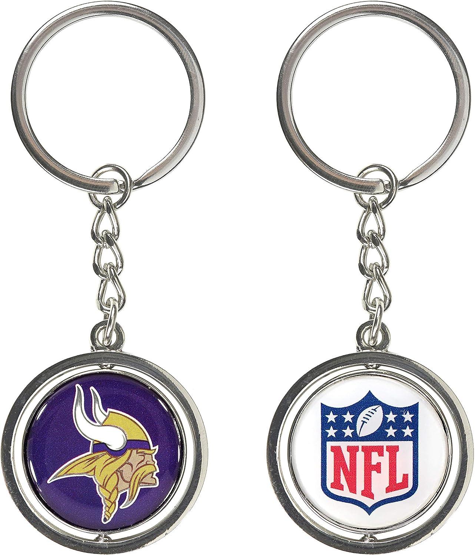 aminco NFL Houston Texans Heavyweight Keychain