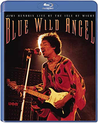Blue Wild Angel: Jimi Hendrix en vivo en la isla de Wight Alemania Blu-ray Alemania: Amazon.es: Cine y Series TV