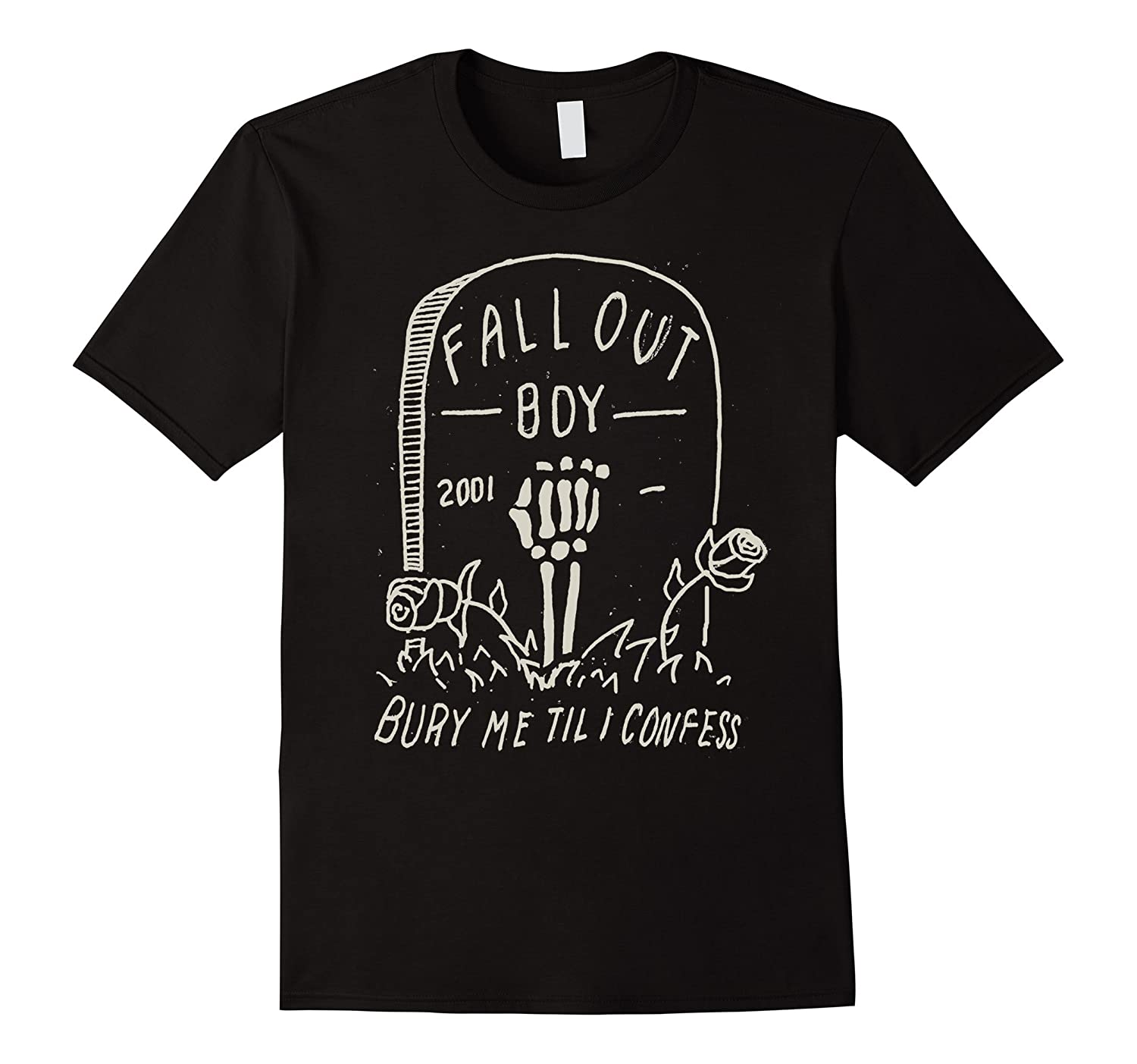 Men's Fall Out Boy - Confess Tee-FL
