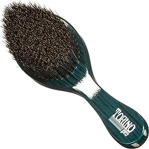 Torino Pro Wave Brush #560 By Brush King - Medium Soft Curve 360 Waves Brush- Brush exclusively made for 360 waves