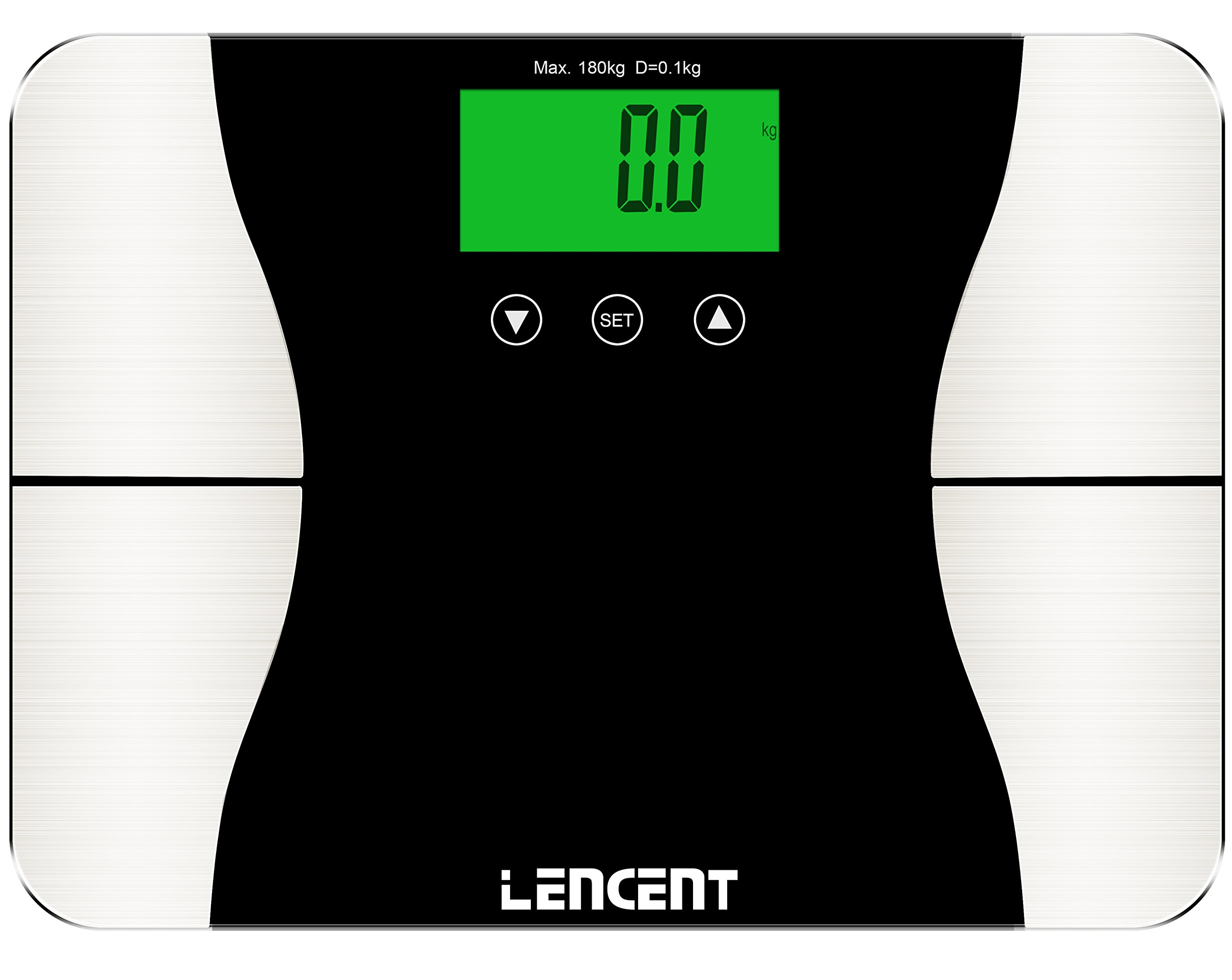 Lencent Body Fat Analyser