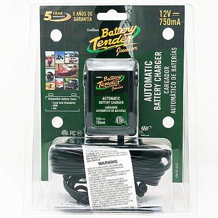 Amazon.com: Deltran Battery Tender Jr Junior Maintainer ...