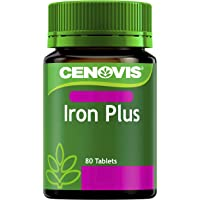 Cenovis Iron Plus - 80 Tablets