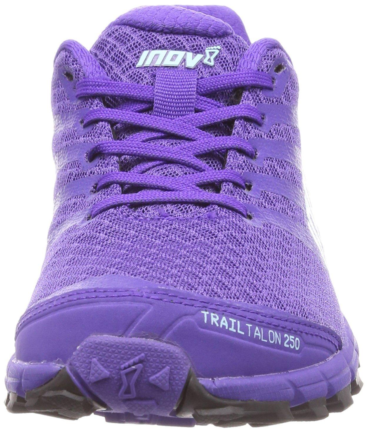 Inov-8 Womens Trailtalon 250 B073RCTN84 W7.5|Purple / Blue / Black