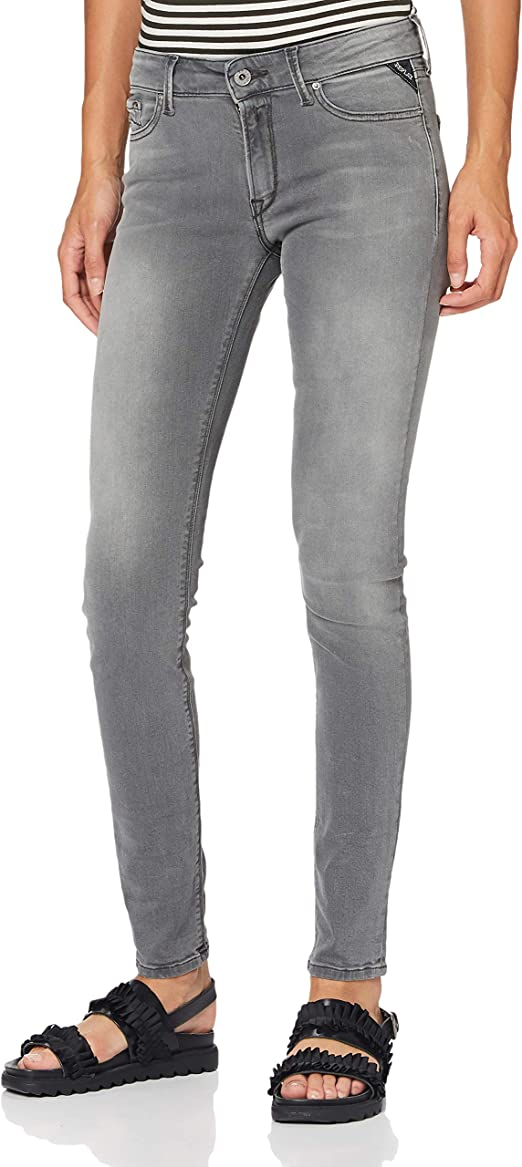 Image of REPLAY New Luz Jeans para Mujer