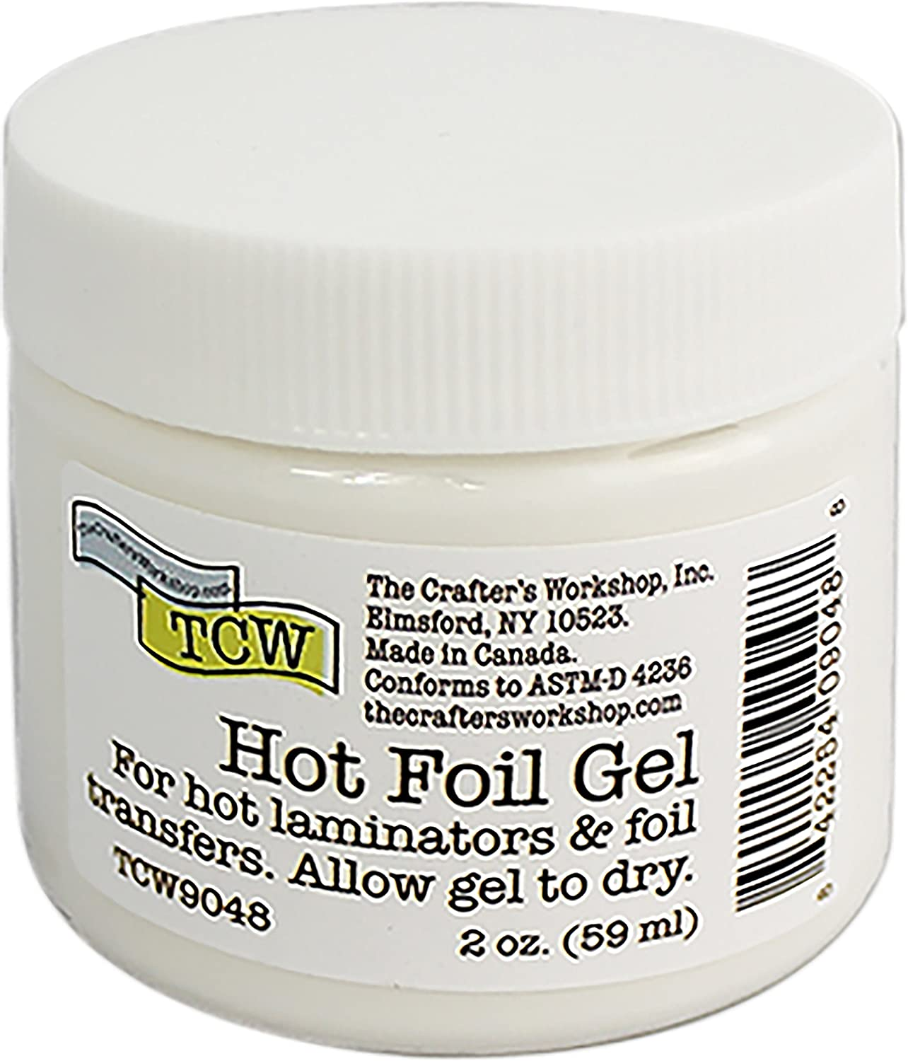 The Crafter's Workshop Hot Foil Gel
