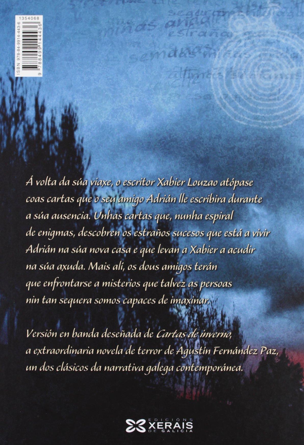 Cartas de inverno. Novela gráfica Edición Literaria ...