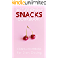 Diet-Friendly Snacks Cookbook: Low-Carb Snacks For Every Craving: Keto Snacks Book