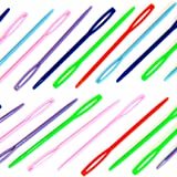 Dazzling Toys Ideal for crafts Plastic Lacing Needles - Pack of 40