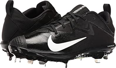 detailed look 01f59 a6355 ... discount code for nike mens lunar vapor ultrafly pro baseball cleats 7  d us black white