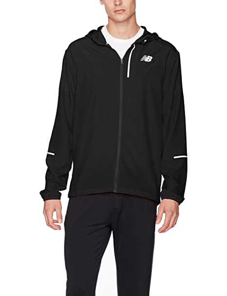 d6aecf3ff3a28 Amazon.com: New Balance Men's Lightweight Jacket: Clothing
