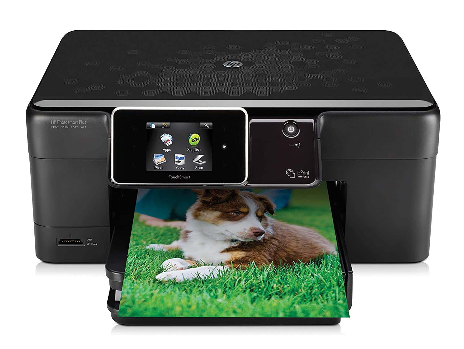HP Photosmart Plus e-All-in-One Print/Scan/Copy - B210e ...