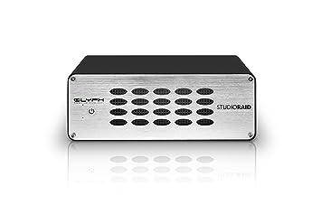Amazon.com: Glifo Studio RAID sr8000 8TB Disco Duro Externo ...