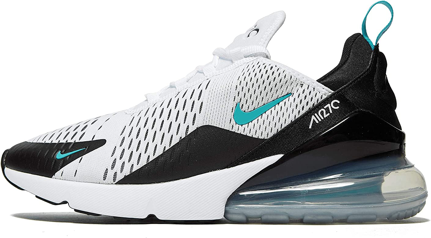 Nike Air MAX 270, Zapatillas de Running para Hombre, Multicolor Black White Dusty Ca 001, 47 EU: Amazon.es: Zapatos y complementos