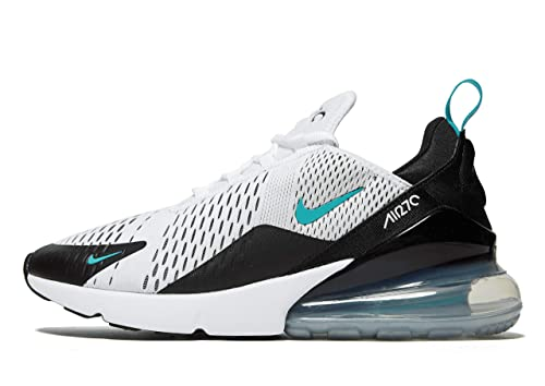 Nike Men's Air Max 270 BlackWhite AH8050 001 (Size: 10.5)