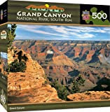 MasterPieces Grand Canyon South Rim 500 Piece Jigsaw Puzzle