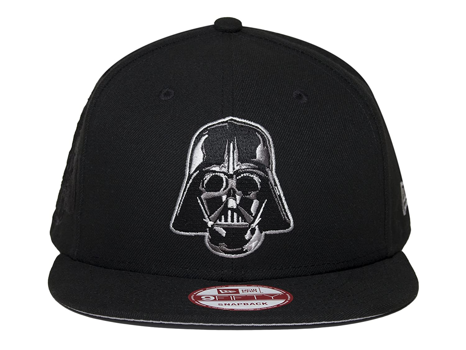 best service 00d04 ac8c6 Star Wars Darth Vader Embroidered Logo 9Fifty Snapback Gorra De Béisbol   Amazon.es  Juguetes y juegos