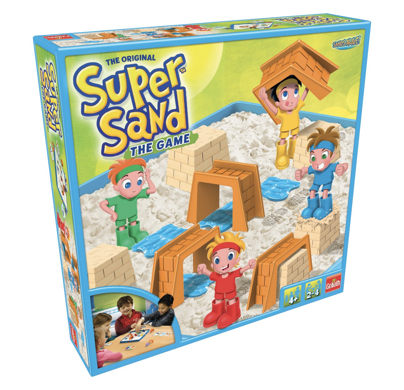 Goliath - 83250.006 - Super Sand The Game