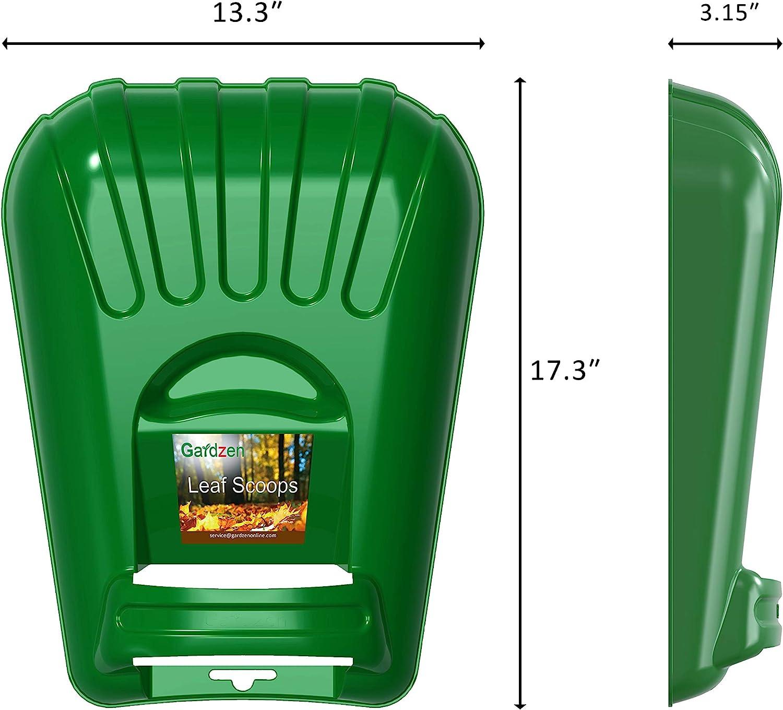 Quality Manual Garden Leaf Waste Grass Litter Debris Hand Collector Scoop
