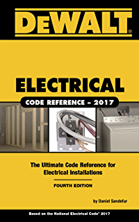Uglys residential wiring uglys electrical reference rosenberg dewalt electrical code reference based on the 2017 nec dewalt series fandeluxe Choice Image