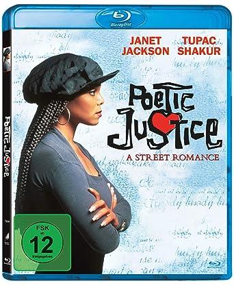 Poetic Justice [Blu-ray]: Amazon de: Janet Jackson, Tupac