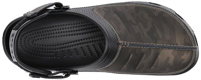 32ed8d2a0243b1 crocs Yukon Mesa Camo Clog - Chamarra para Hombre