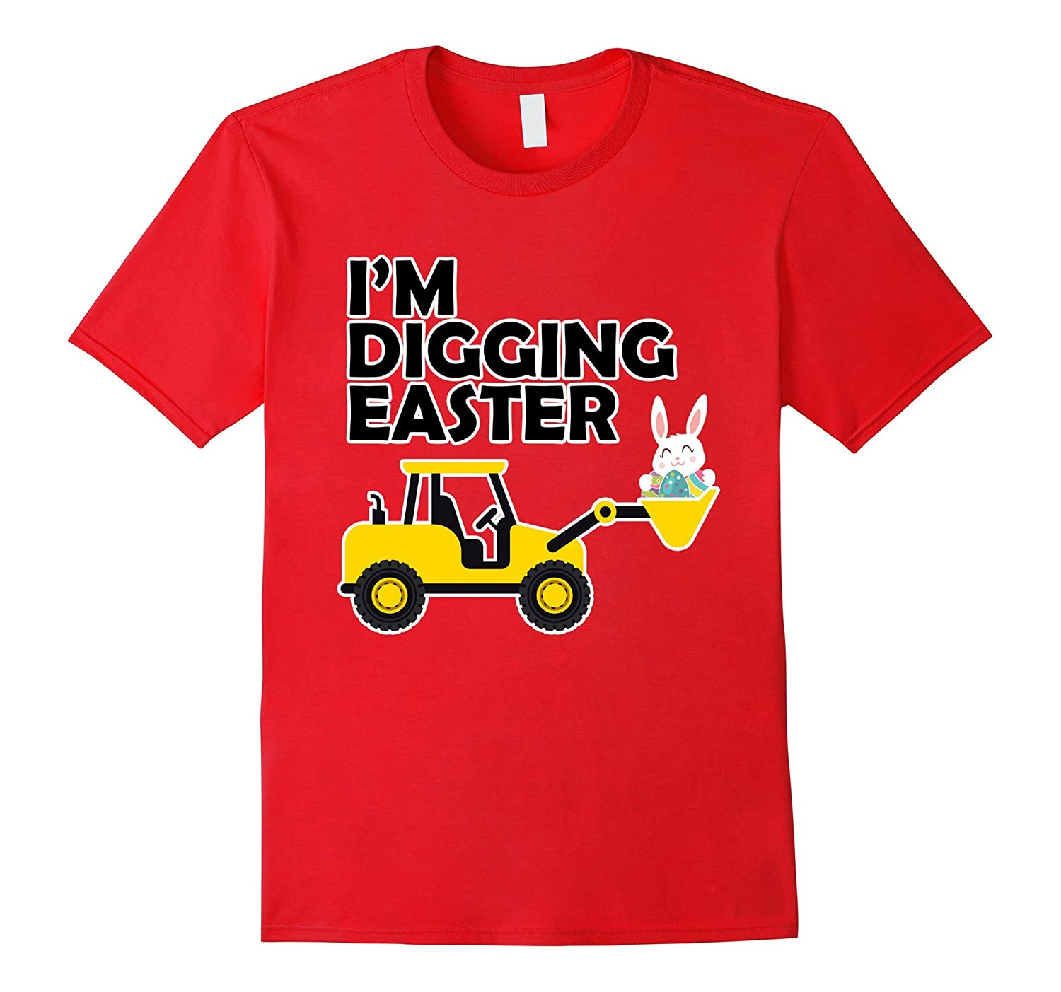 Im digging easter gift for tractor loving boys toddlers topicatee im digging easter gift for tractor loving boys toddlers negle Image collections