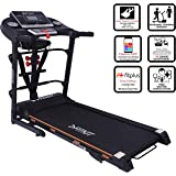 Fitkit FT100 Series (3.25 HP Peak) Motorized Treadmill with Free Dietitian,Personal Trainer, Doctor Consultation and Installation Services