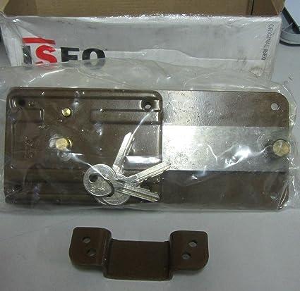 Thema Cerraduras Iseo a Ferroglietto 310 Cilindro Fijo 50 mm pronta entrega