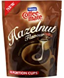 Nestle Coffee Mate Hazelnut Flavour Liquid Coffee Whitener 10x15mL, 150g