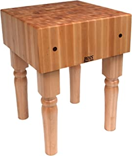 """product image for John Boos """"AB"""" Butcher Block , 24"""" x 24"""" x 10"""""""