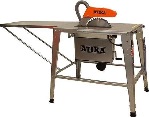 Atika Sierra circular de mesa mesa, sierra circular HT 315 3000 W ...