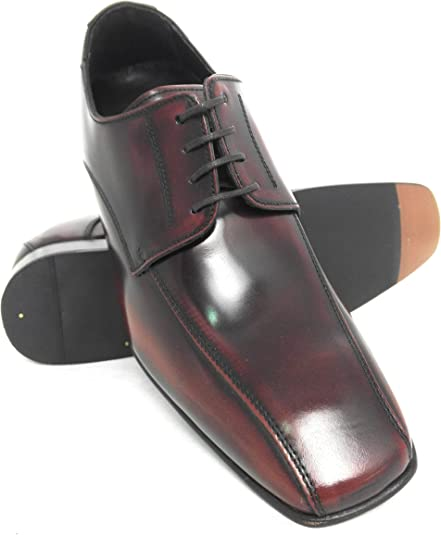TALLA 39 EU. Zerimar Zapatos con Alzas Hombre| Zapatos de Hombre con Alzas Que Aumentan su Altura + 7 cm|Zapatos con Alzas para Hombres | Zapatos Hombre Vestir | Fabricados en España