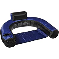 Swimline NT123 Fabric Covered U-Seat Pool Inflatable