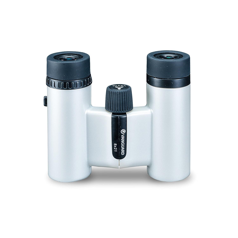 Vanguard VESTA 8210 WP 8x21コンパクト双眼鏡 - ホワイト B07FLZD47H
