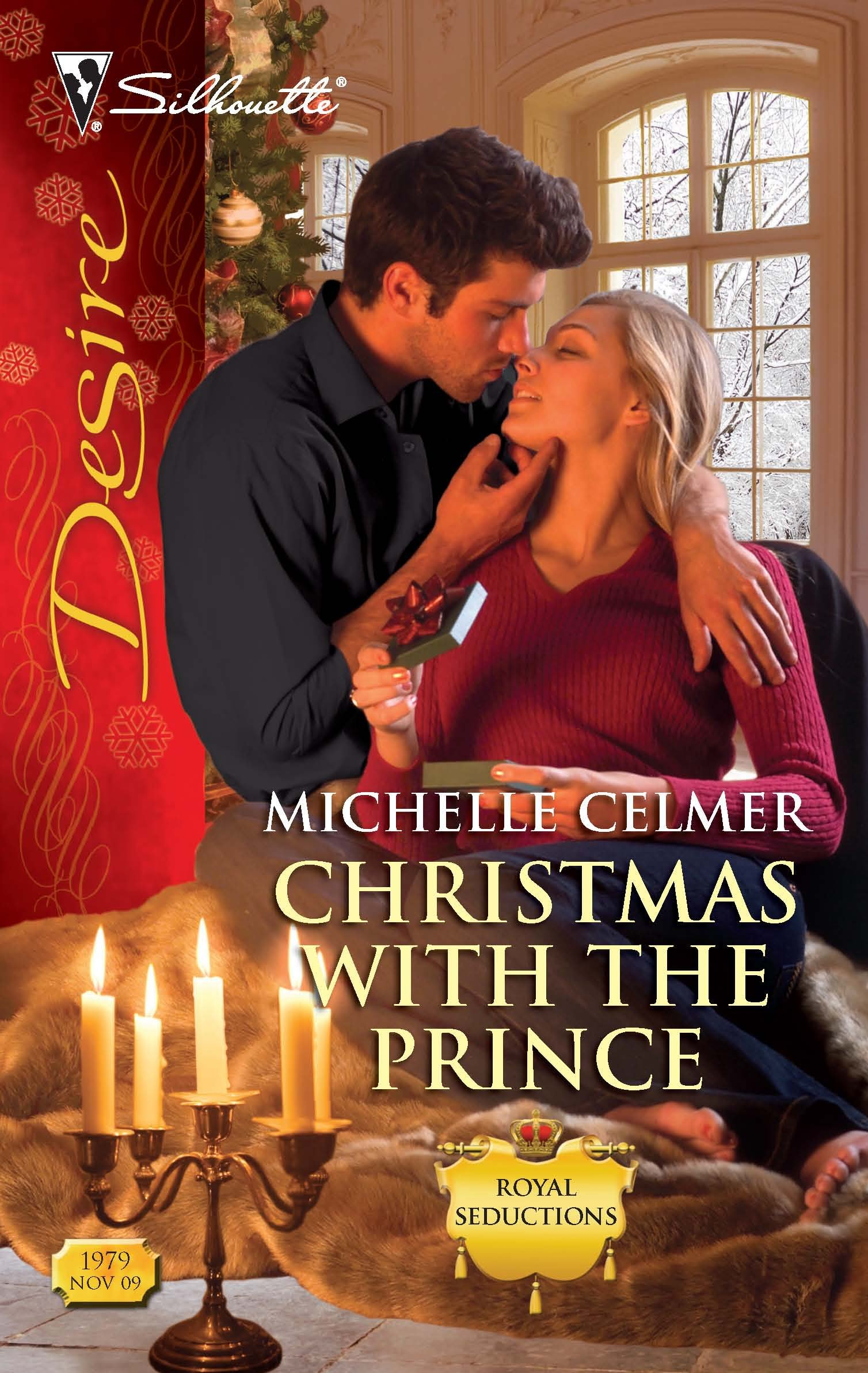 Download Christmas with the Prince (Royal Seductions) pdf epub