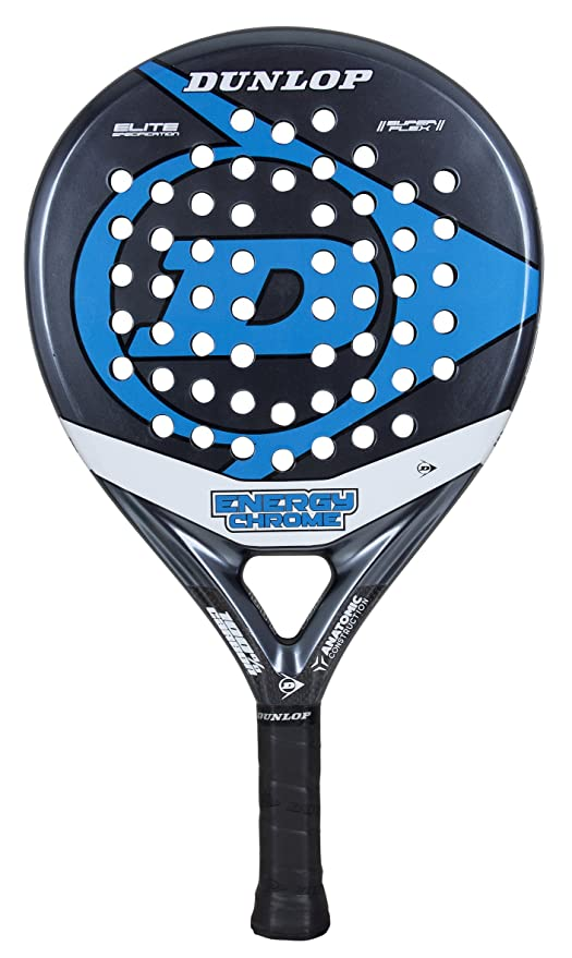 DUNLOP Energy Chrome - Pala de pádel: Amazon.es: Deportes y ...