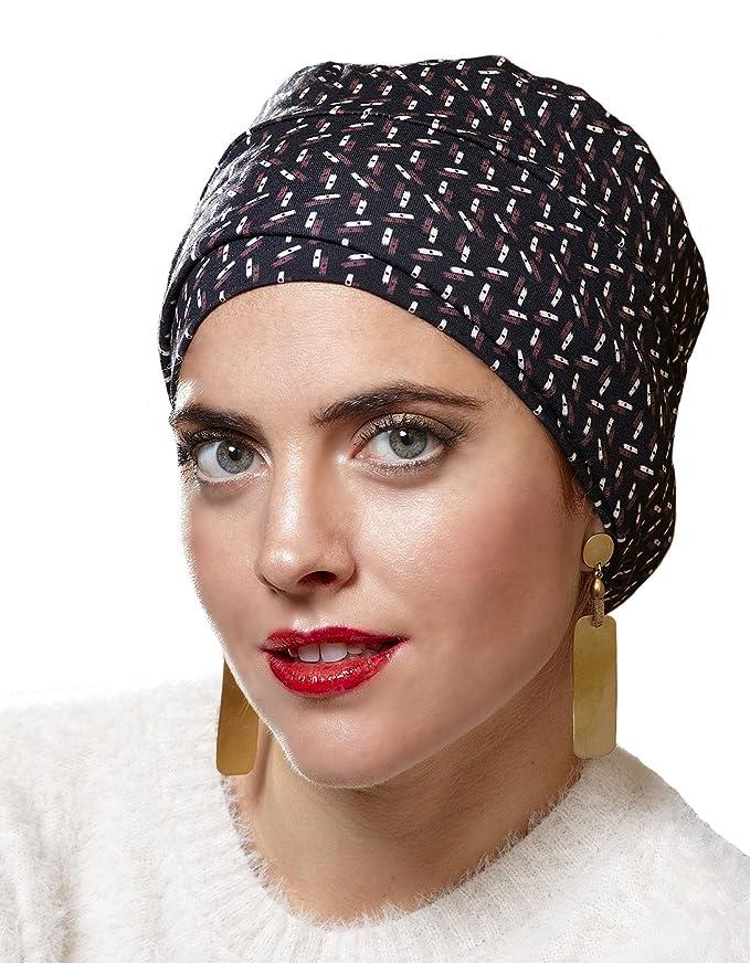 Belle Turban Kilma, Pañuelo para la Cabeza para Mujer, Multicolor (F/Blue 0), One (Tamaño del Fabricante:One Size): Amazon.es: Ropa y accesorios