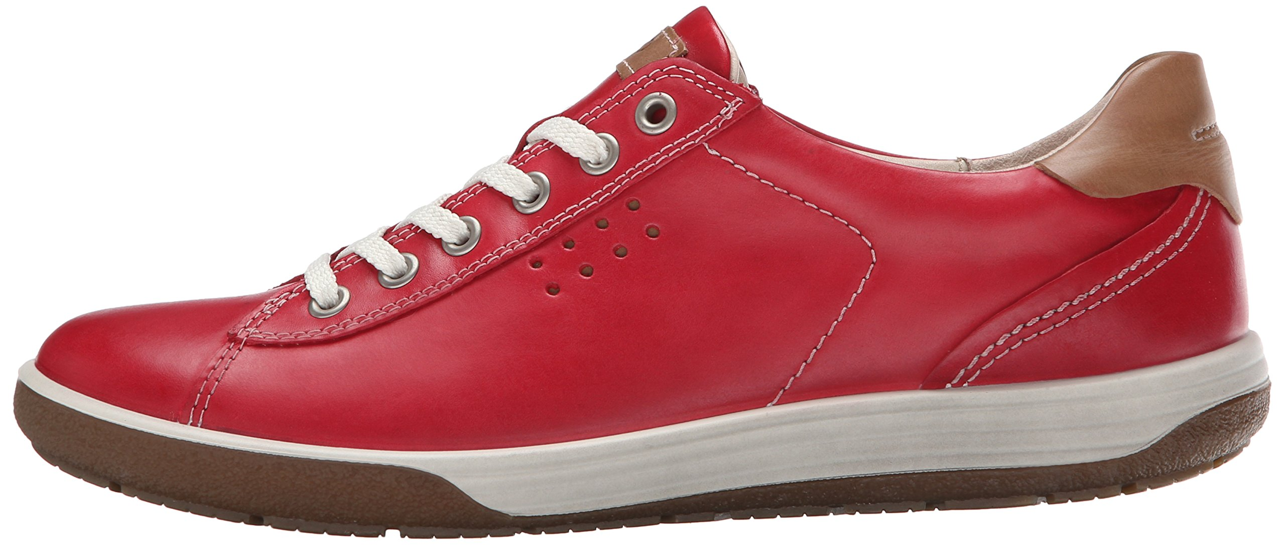 ECCO Footwear Womens Chase Tie Sneaker, Chilli Red, 39 EU/8-8.5 M US by ECCO (Image #5)