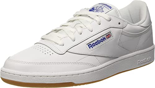 Reebok Club C 85, Chaussures de Fitness Homme: MainApps