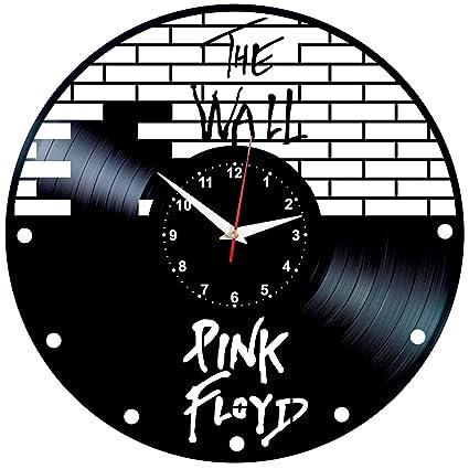 EVEVO Pink Floyd Reloj De Pared Vintage Accesorios De Decoración del Hogar Diseño Moderno Reloj De