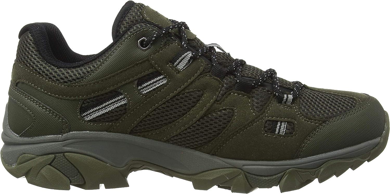Hi-Tec Ravus Vent Lite Low Waterproof Zapatillas para Caminar para Hombre